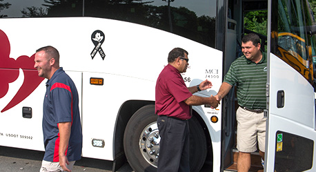 Motorcoach Charters